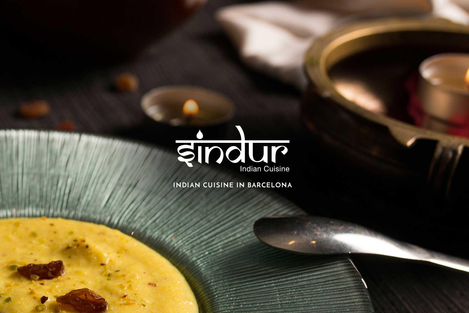 Indian restaurant in Barcelona | Sindur Restaurant
