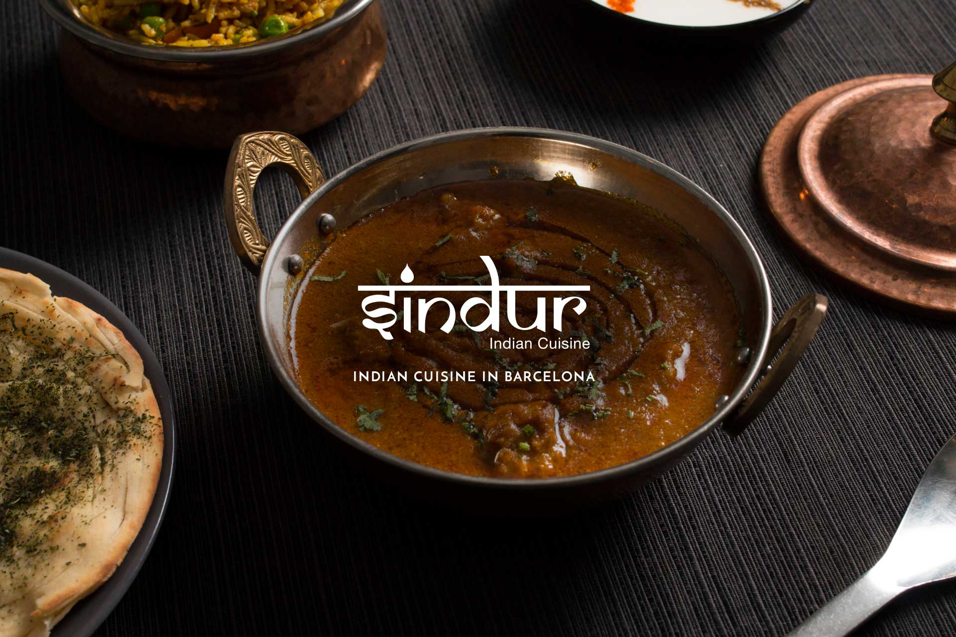 Indian food in Barcelona | Sindur Restaurant